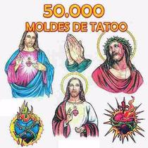 50.000 Plantillas Para Tattoo Tatuajes La Mayor Colección!!