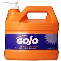 Limpiador Gojo 0955 Natural Naranja Pómez Mano - 1 Galón