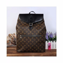 -wow¡ Hermosa Mochila Backpack Louis Vuitton Palk Disponible