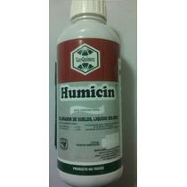 Humicin 1lt Acidos Fulvicos Y Humicos Mejoran Las Plantas