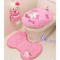Kit Baño Hello Kitty Envio Gratis