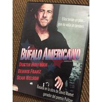 Búfalo Americano - Dustin Hoffman - Dvd Usada