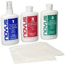 Novus 7100 Plastic Kit Polaco - 8 Oz
