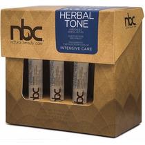 Herbal Tone Nbc 12 Ampolletas Fortificador Capilar