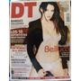 Revista Dt Con Monica Bellucci, Fotos En Español, Raul Lopez