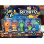 Figuras O Babosas De Slugterra !! Bajoterra !!<br><strong class='ch-price reputation-tooltip-price'>$ 599<sup>00</sup></strong>