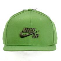 Nike Sb Gorra Snapback 100% Original 3