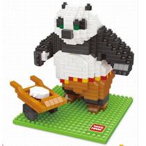 Minibloques Po De Kung Fu Panda, Bloques Educativos