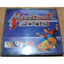 Megadance 2002 Boxset De 4 Cds A Colores Bvf