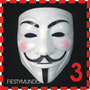 3 Mascara Economica V De Venganza V For Vendetta Anonymous