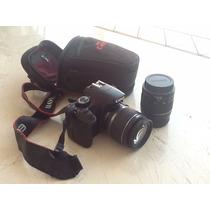 Camara Canon Xsi