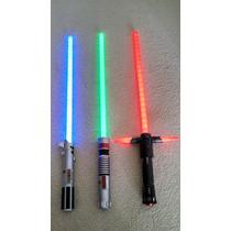 Lightsaber Disney Store Star Wars Sable Anakin Luz Y Sonido