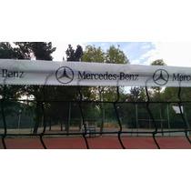 Red Voleybol Con Publicidad, Patrocinador, Club Deportivo...