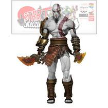 En Stock Neca Kratos God Of War 3 Figura Nueva Juego Ps3
