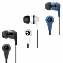 Audifonos Skullcandy Ink´d 2 Microfono Y Remoto, Con Envío
