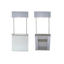 Mueble Exhibicion Punto De Venta Portatil Quick Counter