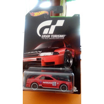 Hotwheels Gran Turismo Nissan Skyline Gt-r 1/8