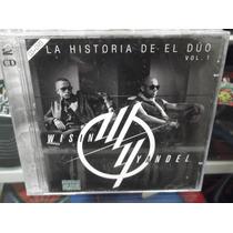 Wisin Yandel La Historia En El Duo Vol.1 Cd + Dvd Nuevo