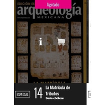 Codice La Matricula De Tributos,codice, Arqueologia # 14!