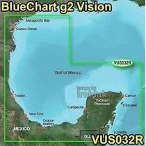 Bluechart G2 Vision Vus032r - Sur Del Golfo De México