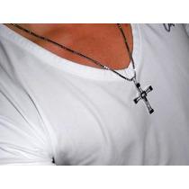 Cruz Y Collar Dominic Toretto 100 % Plata 925 Envio Gratis
