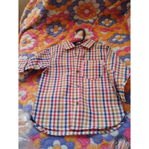 Camisa De Niño 18 Meses Kids Headquarters
