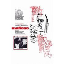 Poster (28 X 43 Cm) Mafioso