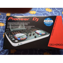 Vendo Controlador Pioneer Ddj-ergo