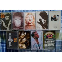 Cassettes Yuri Flans Timbiriche Paulina Rubio Luis Miguel