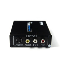A21 Adaptador De Hdmi A Rca Y S-video Blu-ray Plasma O5p4