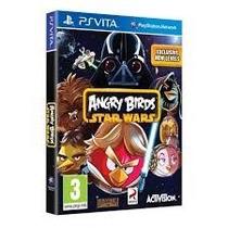 Angry Birds Stars Wars, Psvita, Nuevo Sellado