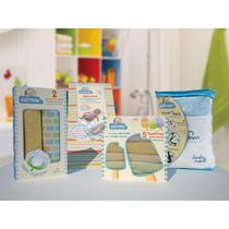 Kit Bebe Baby Aqua Azul Unico Bm Baby Shower Baby Mink
