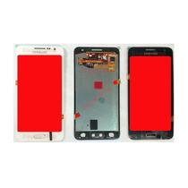 Display Pantalla + Touch + Cristal Samsung A3 Negro Blanco