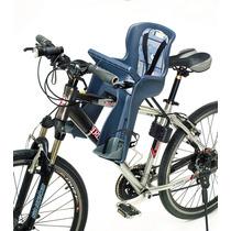 Silla Portabebe Delantera Para Bicicleta 20kg Niños 2-5 Años