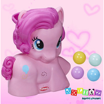 Pinkie Pie My Little Pony Juguete Lanza Pelotas Hasbro