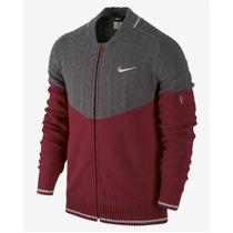 Chamarra 2015 Nike Roger Federer Y Nadal Us Open Rf Tennis