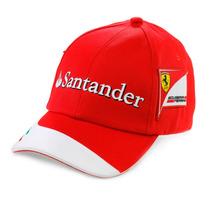 Gorra Para Niño Scudería Ferrari Formula 1 Team