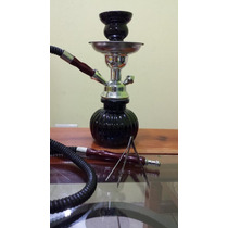 Shisha Hookah Ponki (pipa Árabe) 1 Manguera, Melaza Y Carbón
