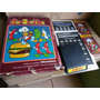 Burger Time Intellivision Mattel Videogame Completo