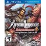 Dynasty Warriors 8 Xtreme Legends Complete Ps Vita Nuevo