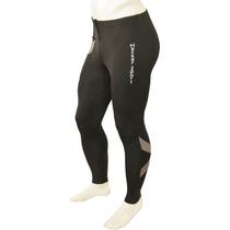 Pantalón Dry-fit De Compresión Hacker Sport P40