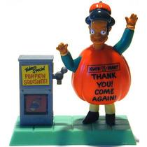 Simpsons Apu Spooky Lights Up Figura Nueva Burger King 2001