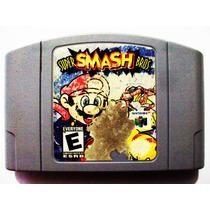 Super Smash Bros N64 - Nintendo 64