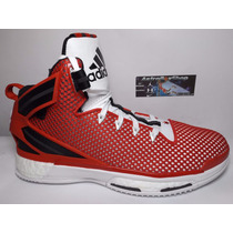 Derrik Rose 6 Boost Red Home (numero 9 Mex) Astroboyshop