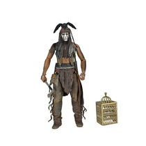 Llanero Solitario 7 Pulgadas Deluxe Action Figure - Tonto Co
