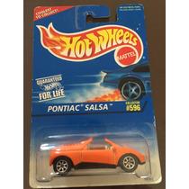 Hot Wheels Pontiac Salsa (collector 596, Año 1996)