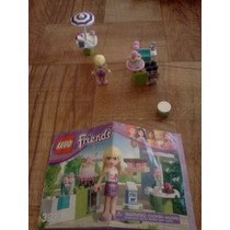 Lego Friends 3930 Con Manual Y 59 Piezas Minifigura Trabucle