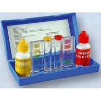 Kit Analizador Cloro Ph Piscinas Alberca Agua Colorimetro