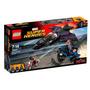 Lego Heroes 76047 Capitán América Civil War