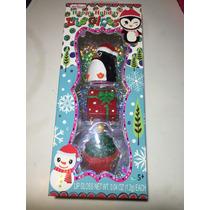 Labial Brillo Lip Gloss Regalo Detalle Navidad Original